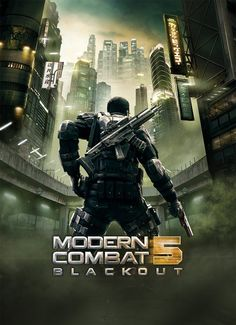 Icon Modern Combat 5 by HazZbroGaminG on DeviantArt Blackout Game, Action Wallpaper, Best Logo Maker, Good Night Gif, Vintage Games, Comic Covers, Master Chief, Card Games, Science Fiction