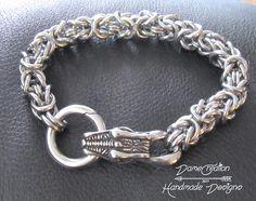 Dragon Jewelry Bracelet Dragon Bracelet Personalize Dragon