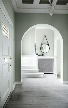 Lovely entry space