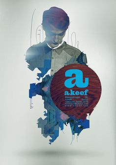 AKEEF - peterffy ~ #GraphicDesign #Inspirations