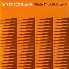 Stereolab. Julian House Design.