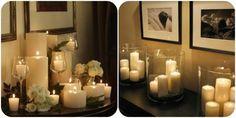 San Valentin a la luz de las velas  Recently updated ! | Decorar tu casa es facilisimo.com