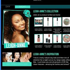 Leigh Anne's makeup collection! (: