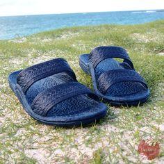 7a38567e2 Navy Blue Jandals® - Pali Hawaii Sandals