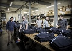 Check out Stock Manufacturing Company, gener8tor's first clothing company to participate in the program. Great branding, great tailoring, great team.