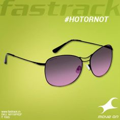 Judgement is only good when it's yours. #HotOrNot http://fastrack.in/product/m119pr2f