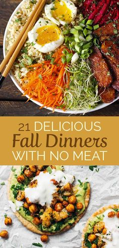 21 delicious fall dinners with no meats vegetatian