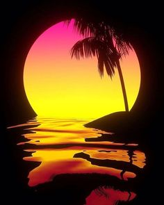 Reposting This is another perfect retro sunset! So take that chill pill, and put some synthwave on! This Pic is from go support him on Insta! Retro Wallpaper, Scenery Wallpaper, Dark Wallpaper, Wallpaper Backgrounds, New Retro Wave, Retro Waves, Fantastic Wallpapers, Cute Wallpapers, Vaporwave Wallpaper
