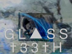 GL▲SS †33†H / GLASS TEETH † #witchhouse #witchhaus #dark #electronic #music #technoir #postgoth #band #logo #GlassTeeth