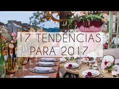 17 Tendências de Casamento para 2017 - Blog de Casamento DIY da Maria Fernanda