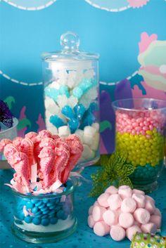 Photo 4 of 29: Mermaids / Birthday Mermaid Mania 5th birthday | Catch My Party