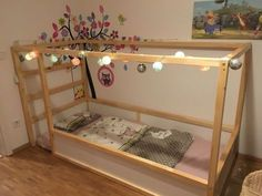 Cool Ikea Kura Beds Ideas For Your Kids Room32