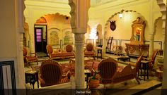 Shahpura House, Jaipur, India http://charmhotelsweb.com/en/hotel/IN001