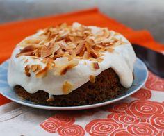 Crock Pot Carrot Cake. The moistest carrot cake you've ever had