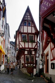 historic german architecture meets modern rustic - Google Search