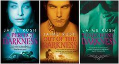 """Jaime Rush  """"Darkness"""" series"""