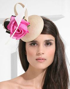 Fascinator by Philip Treacy
