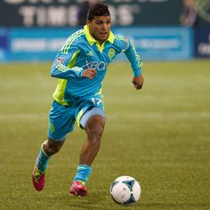 Just The Beginning DeAndre Yedlin's rookie season took everyone by surprise. Everyone except for him. With year one in the books, the Seattle native can't wait for 2014.