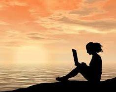 Work Wherever #RemoteWorking #Sea #Sunset