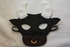bull masks
