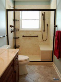Handicap Bathroom Design | Americans with Disabilities Act (ADA) Services from Coastal Bath