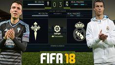 Fifa  New Walkthrough Gameplay Real Madrid Vs Celta Vigo La Liga