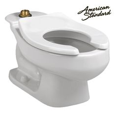 American Standard Juvenile High Efficiency Toilet Bowl 1.28 to 1.6 GPF. Compare more units at store.equiparts.net