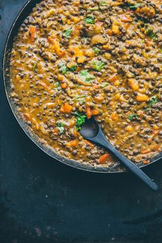 --The Loyal Lentil Chili with Pumpkin - my favorite fall comfort dish — Nourish Atelier (butternut squash)