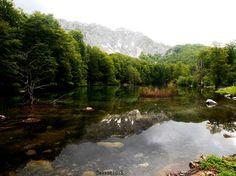Lake moutsalia grammos