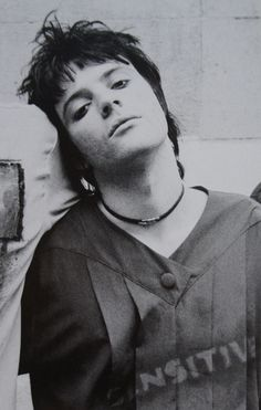 <3 Baby Richey <3 Pic by Kevin Cummins (my books)