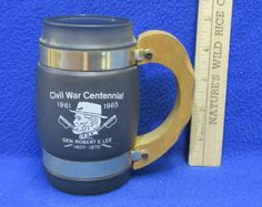 Civil War Centennial Beer Stein | Siesta Ware
