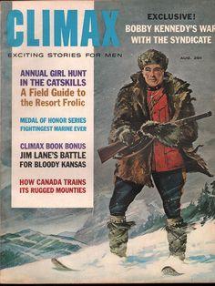 Climax August  1961 - EphemeraForever.com