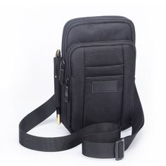 11.82$  Watch here - http://alihi9.shopchina.info/go.php?t=32802414563 - Multipurpose Nylon Cell Phone Pouch Cross body Purse Small Messager Travel Bag Belt Clip Holster Waist Pack 11.82$ #aliexpress