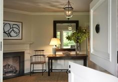 Interior Trim & Wainscoting Inspiration