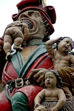 The Child Eater of Bern – Bern, Switzerland | Atlas Obscura