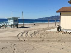 Zuma beach, Malibu California
