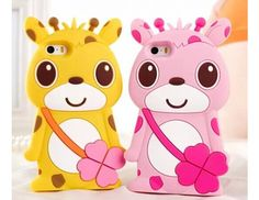 Lovely Deer Silicon Case for iPhone 5/5S http://www.favor2buy.com/lovely-deer-silicon-case-for-iphone-5-5s.html#.VSiJt1fIydo