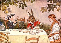 AliceManiA: Milo Winter | Alice in Wonderland (1916г.)