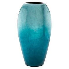 Dress your decor with richly decadent hues with the Fading Vase from Casa Uno, a sophisticated accent for your coffee and console tables or as a stand-alone piece. Vases Decor, Table Decorations, Beach Living Room, Design Your Life, Beautiful Homes, Glass Vase, Console Tables, Art, Home Decor