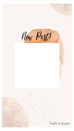New Post Instagram Story Template FREE #templates #instagram #stories #templates #instagram #stories #background #templatesinstagramstoriestemplatesinstagramstoriesbackground Creative Instagram Photo Ideas, Instagram Photo Editing, Instagram Logo, Instagram Story Ideas, Birthday Post Instagram, Instagram Frame Template, Photo Collage Template, Instagram Background, Applis Photo