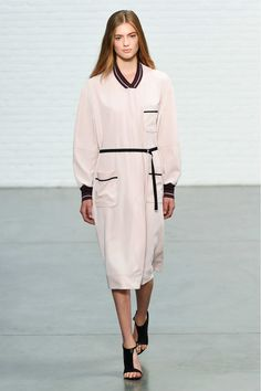 YIGAL AZROUËL COLLECTION Spring 2015 New York Fashion Week