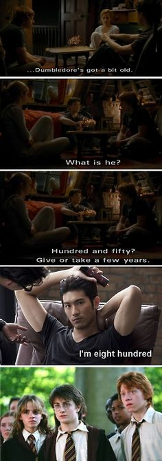 "haha Alec- ""You told me 200!!"" Magnus-""well its more like 7 or 800 give or take..."""