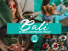 Choose from most beautiful presets for your mobile lightroom app. The best presets in the market! Forget about long editing hours of your photos. Vsco Presets, Lightroom Presets, Instagram Lifestyle, Vsco Filter, Your Photos, Photo Editing, Bikinis, Filters, Blurred Background