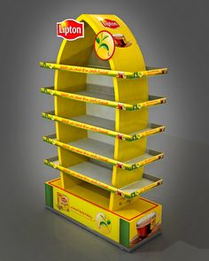 Lipton Gondola 120x45x220 cm on Behance