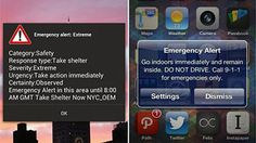 This website gets an inspiration about emergency alert and disasters alert.