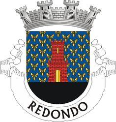 Brasões de Concelhos portugueses - Redondo