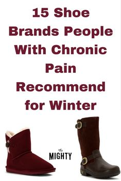 15 Winter Shoe Brands People With Chronic Pain Recommend | The Mighty