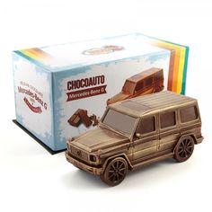 #Chocolate #car #Mercedes #Benz class G #angelinachocolate