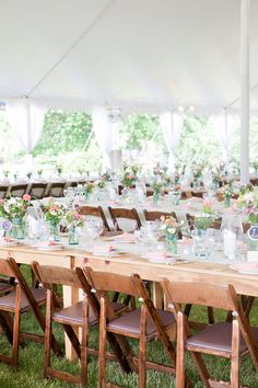 Gorgeous table setting from The Merriment Blog | Photography by Don Mears