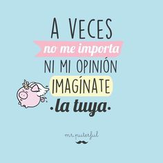 Haha applies most of the time Funny Spanish Memes, Spanish Humor, Spanish Quotes, The Words, More Than Words, Me Quotes, Funny Quotes, Quotes En Espanol, Mr Wonderful